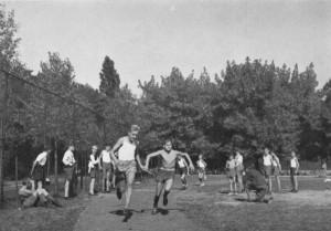 Stafettenlauf, 1909
