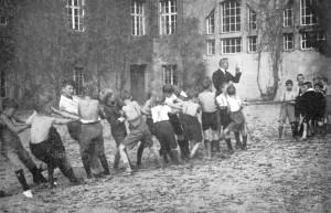 Tauziehen, 1909